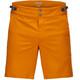 PYUA Bolt-Y S Miehet Lyhyet housut , oranssi